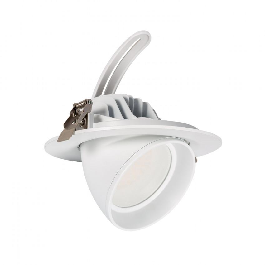 Projecteur LED SAMSUNG 125lm/W Orientable Rond 38W PHILIPS CertaDrive