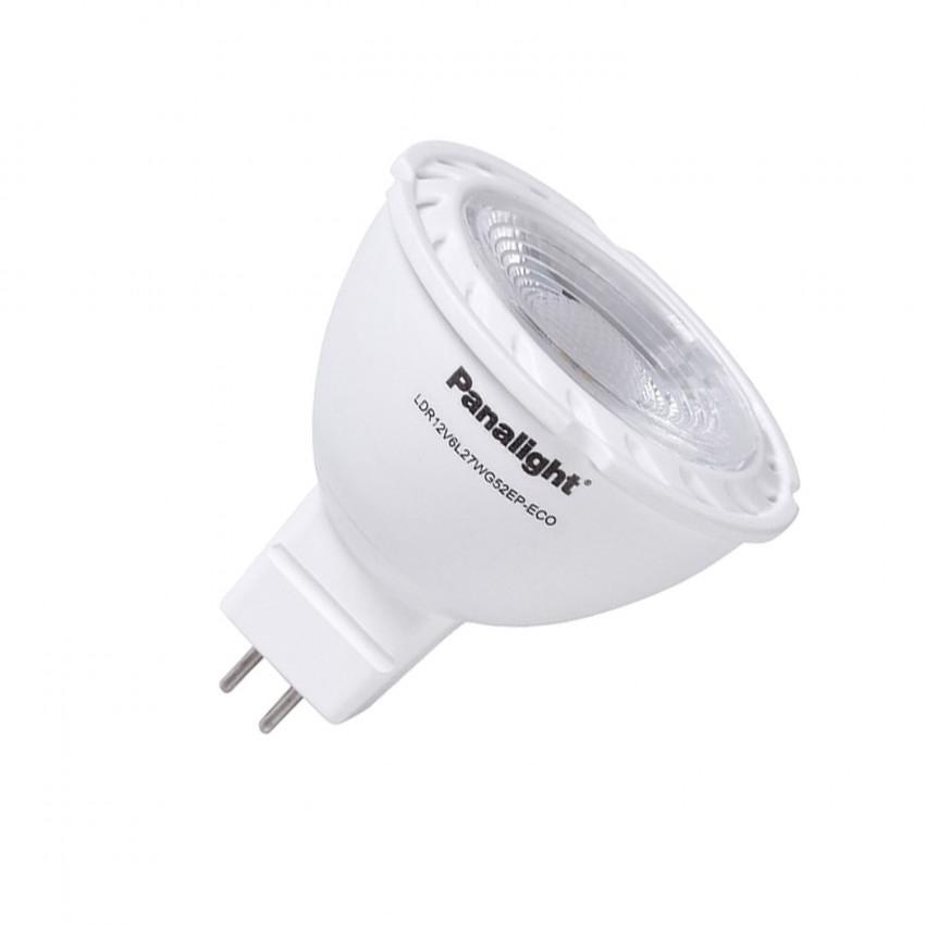 Ampoule LED GU5.3 MR16 12V DC PANASONIC PS Dichroïque 38º 5W