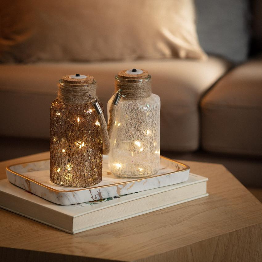 Bocal en Verre LED Firefly