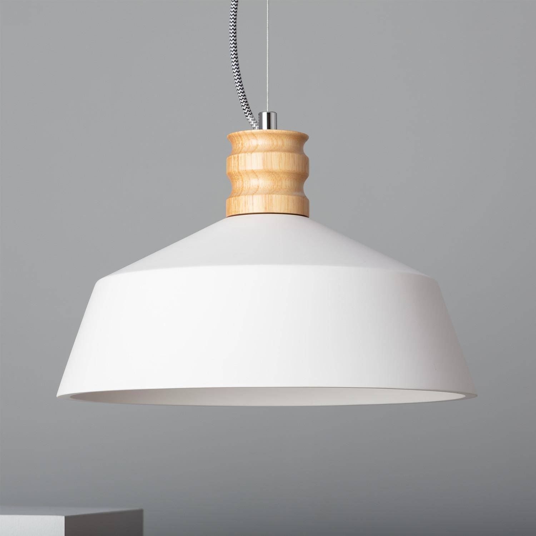 Lámpara Colgante Kukojoa Yeso