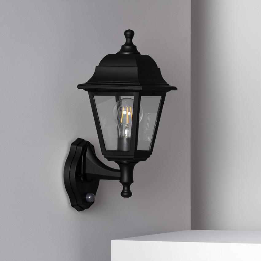 Lampe Murale Mini Villa avec Détecteur de Présence PIR