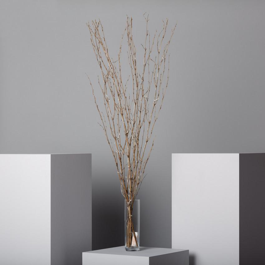 Branches Décoratives LED Bambou Naturel 1,2m