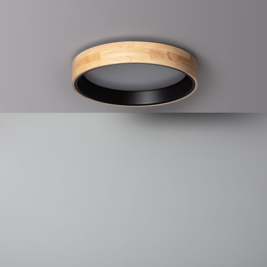 Plafonnier LED Rond CCT Sélectionnable Dari 20W