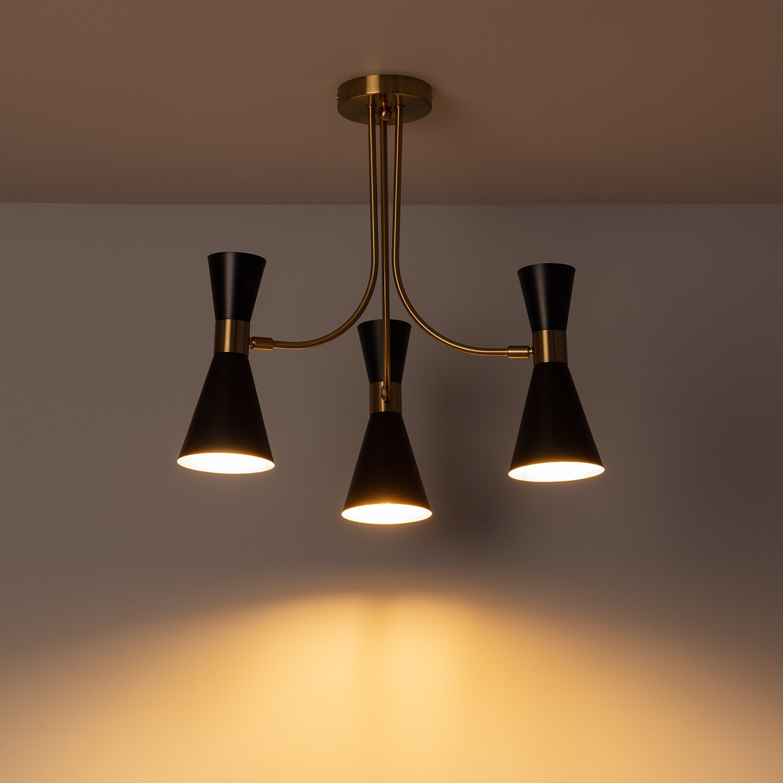 Lámpara de Techo Jigger 3 Focos