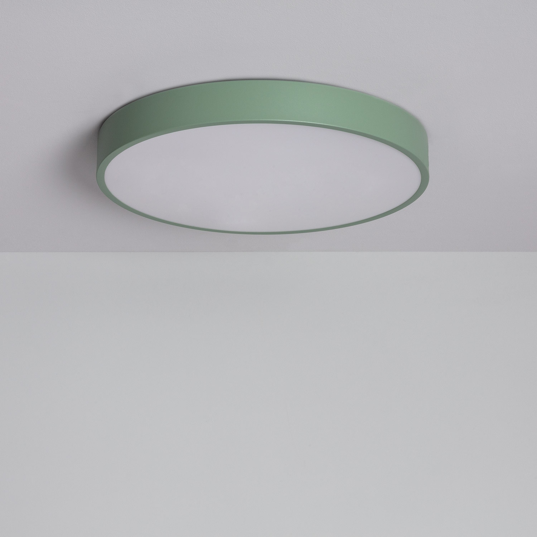 Plafón LED Circular CCT Iris 24W
