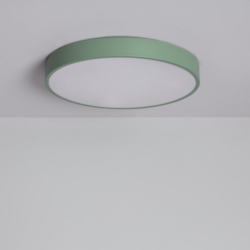 Plafonnier LED Rond CCT Sélectionnable Iris 24W