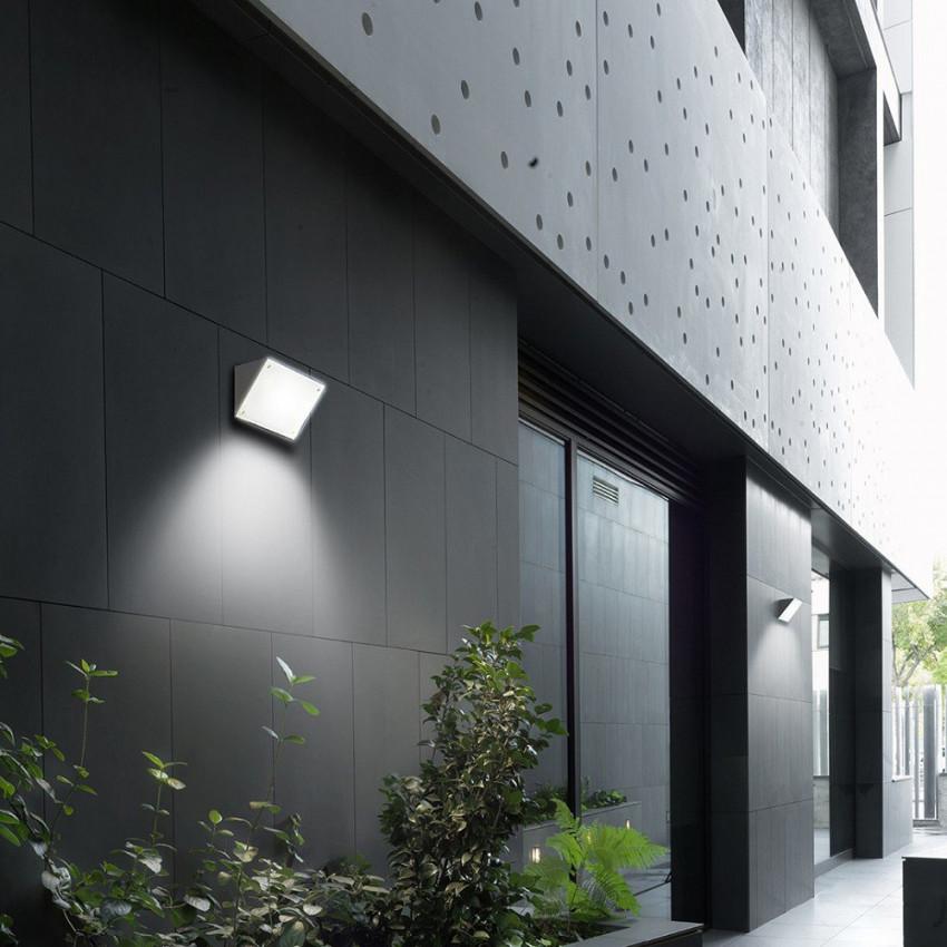 Applique LED Curie Glass Medium IP65 14W LEDS-C4 05-9884-Z5-CM