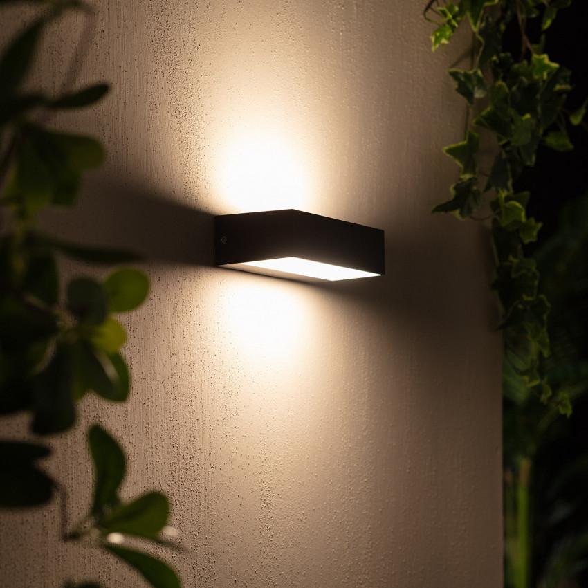 Applique LED Galeo IP65 9W Éclairage Double Face