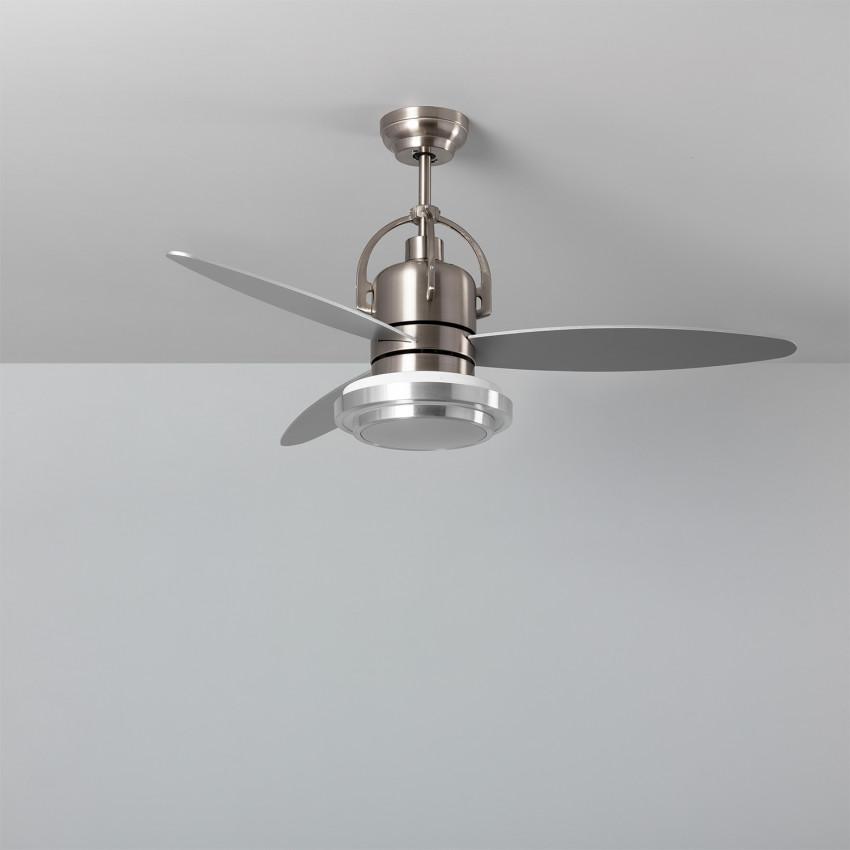 Ventilateur de Plafond LED Big Industriel 122cm Moteur AC