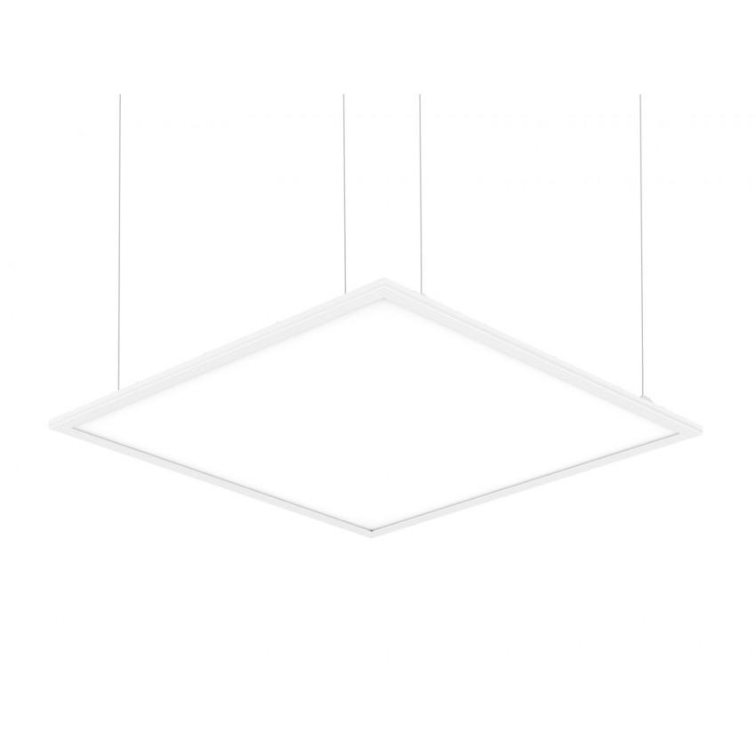 Panneau LED 60x60cm 40W 4000lm Microprismatique (UGR17) LIFUD + Kit de Suspension