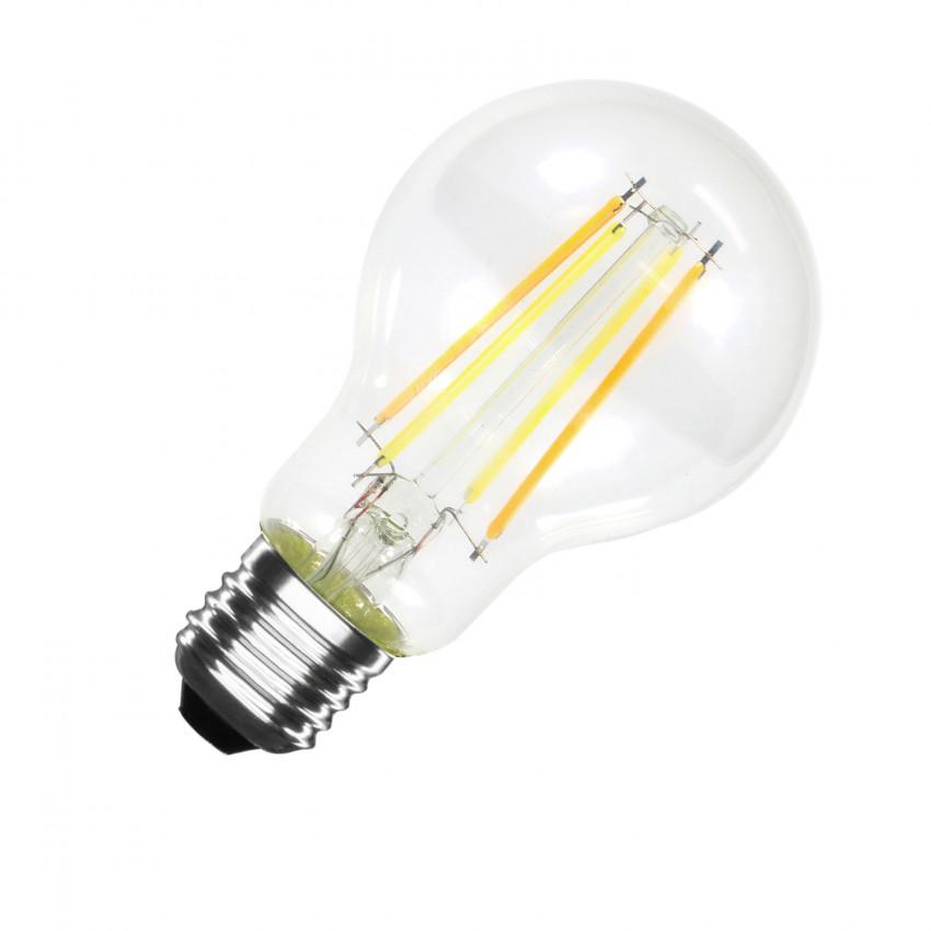 Bombilla LED Smart WiFi E27 CCT Filamento Classic A60 6.5W