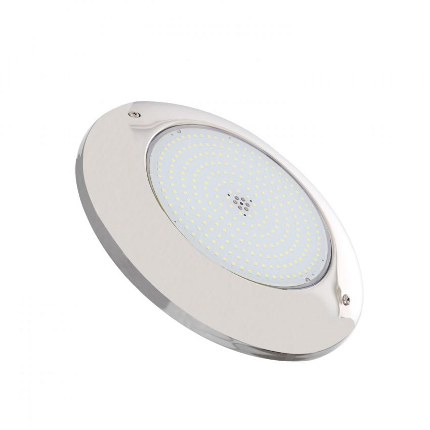 Spot LED Piscine en Saillie Inox 6000K 12V DC 20W