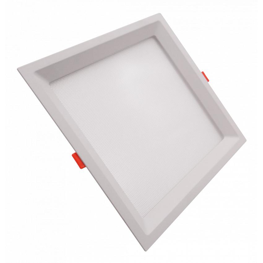 Dalle LED Carrée Slim 10W CCT Sélectionnable LIFUD (UGR17) Coupe 110x110mm