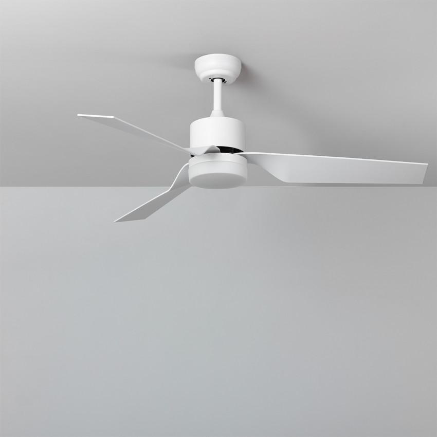 Ventilateur de Plafond LED Minimal PRO 132cm Moteur DC Blanc