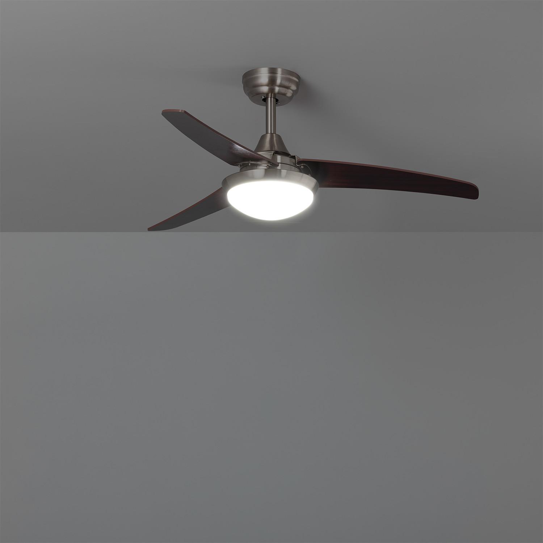Ventilador de Techo Neil Madera 65W