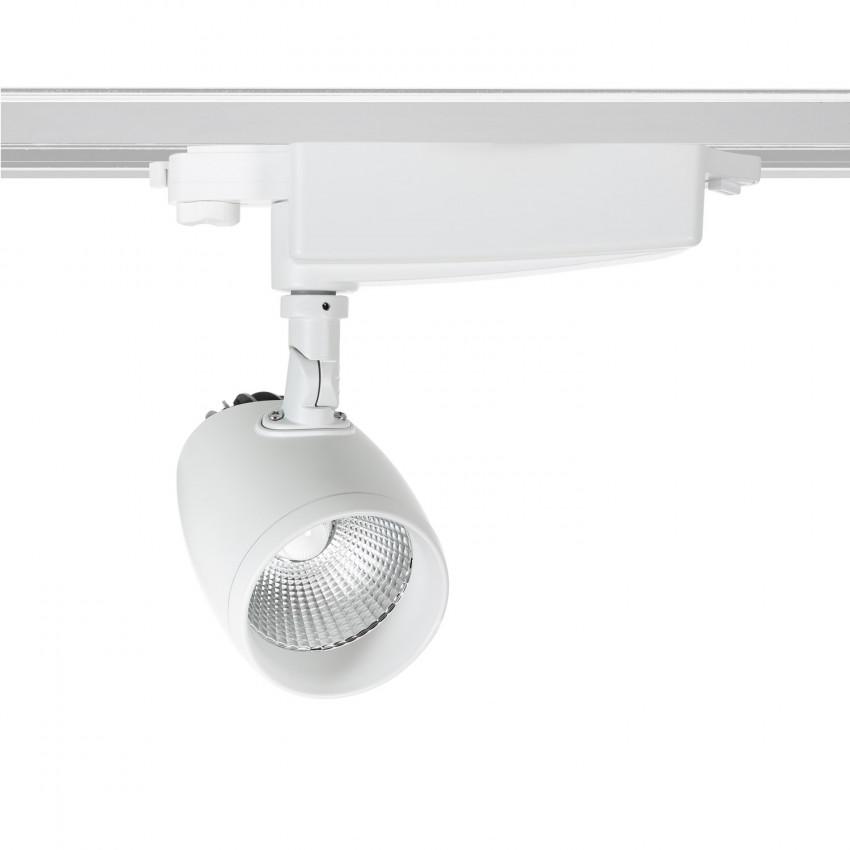 Spot LED Cree Crockett 30W pour Rail Triphasé (3 Allumages)