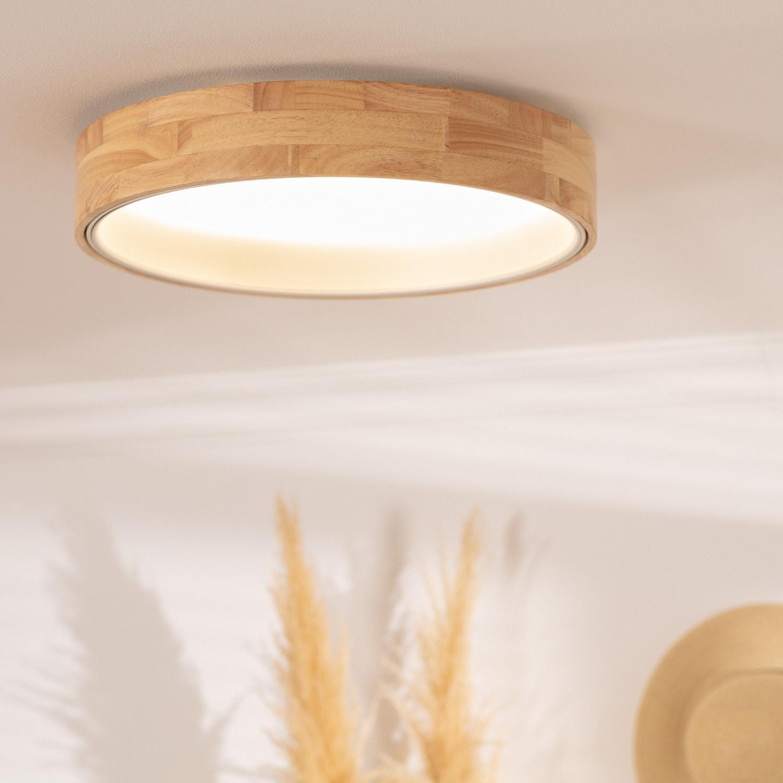 Plafón LED Circular Dari 15W
