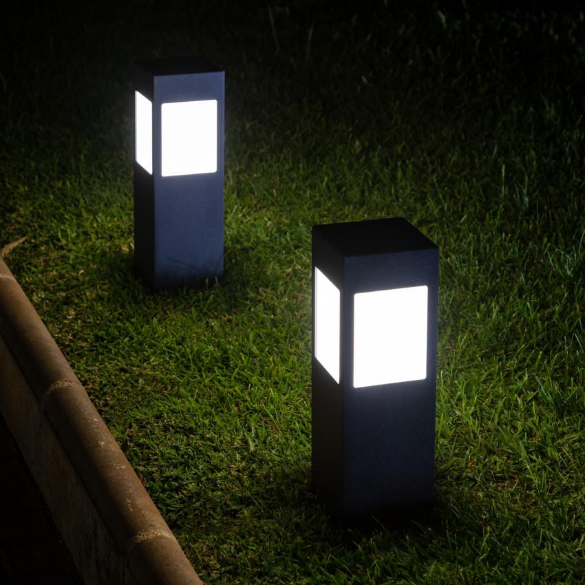 Balise LED Solaire Kenya avec Détecteur de Mouvement Radar IP65 40cm
