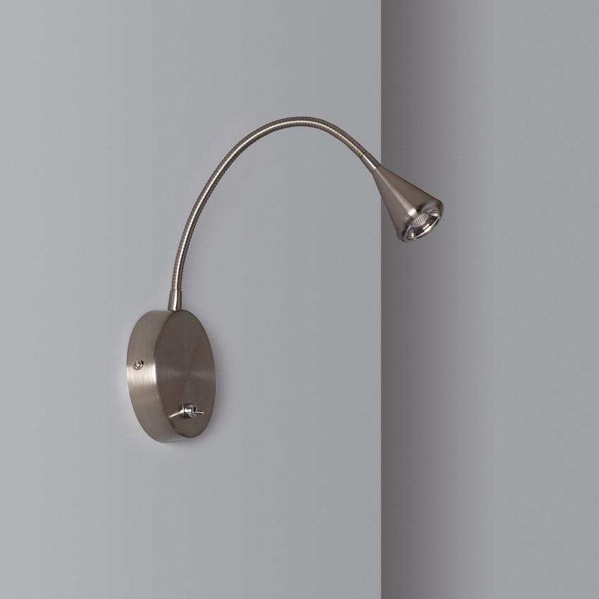 Lampe Murale LED avec Interrupteur 4.2W