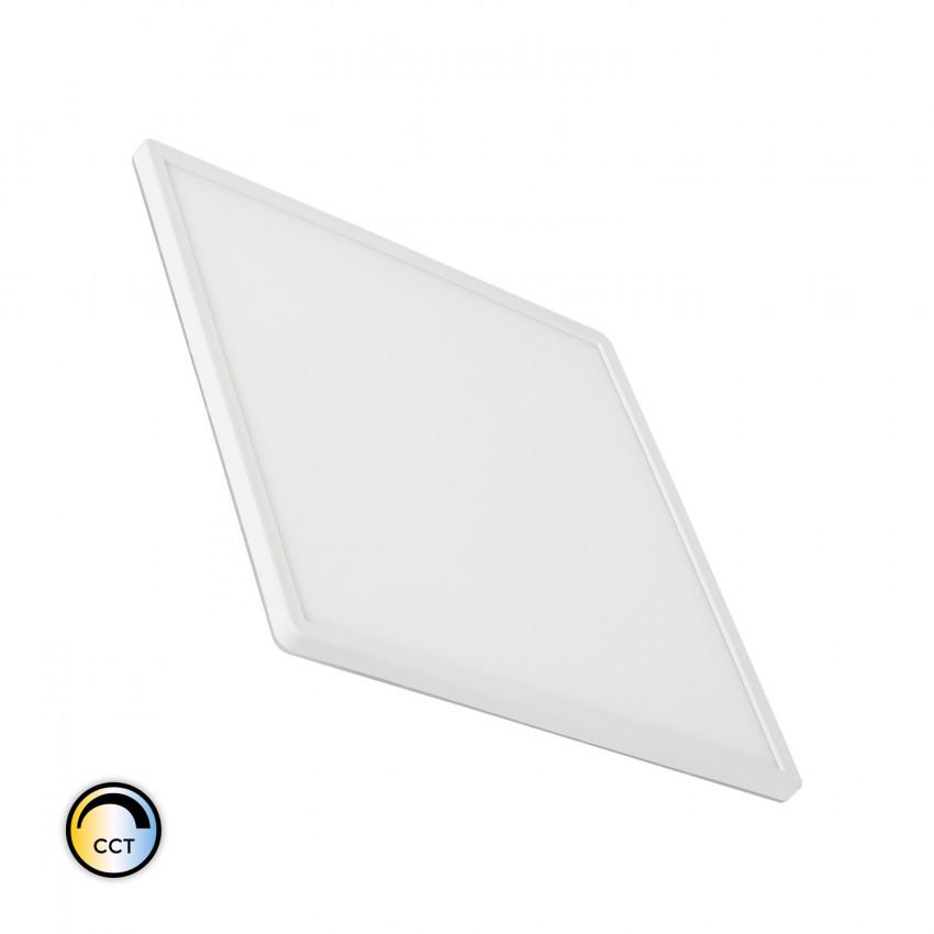 Plafonnier LED Carré CCT Sélectionnable 24W