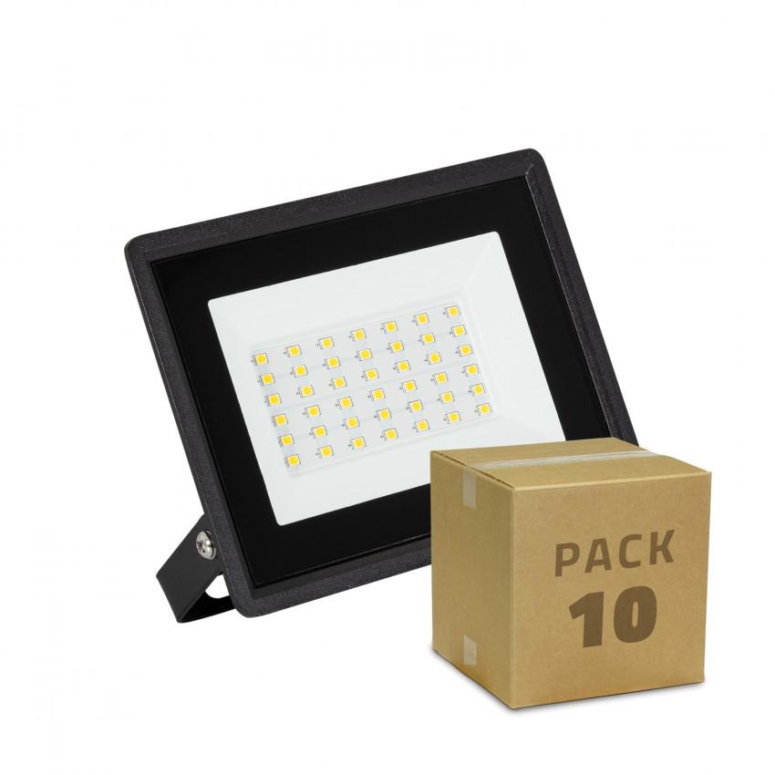 Pack Projecteur LED Solid 30W (10 Un)