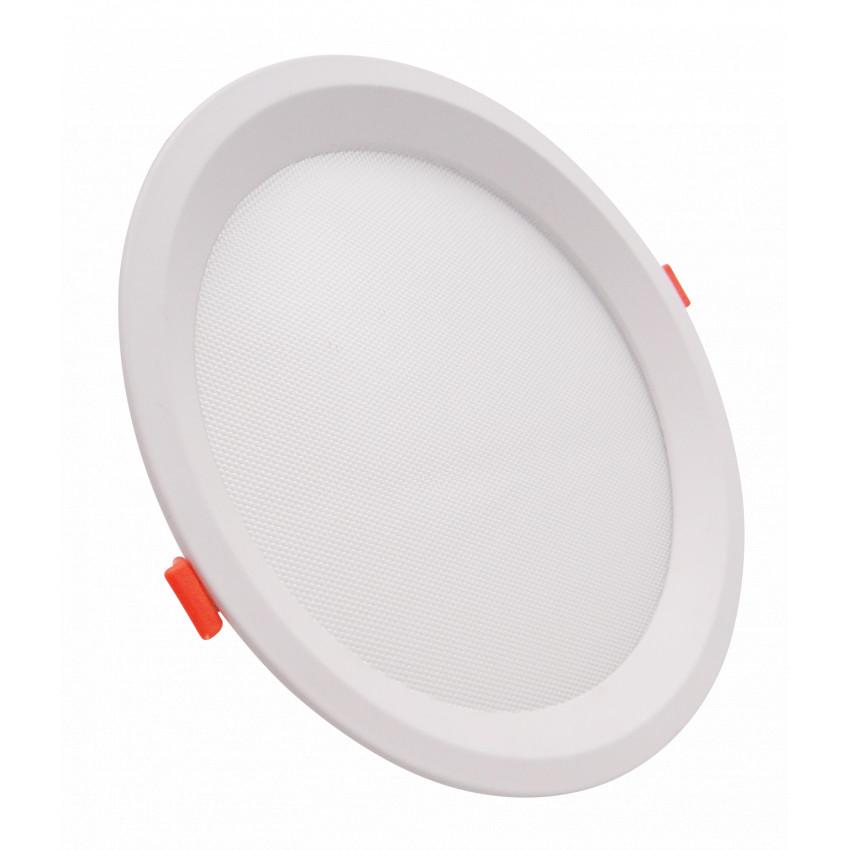 Placa LED 20W Circular Slim Corte Ø 205 mm