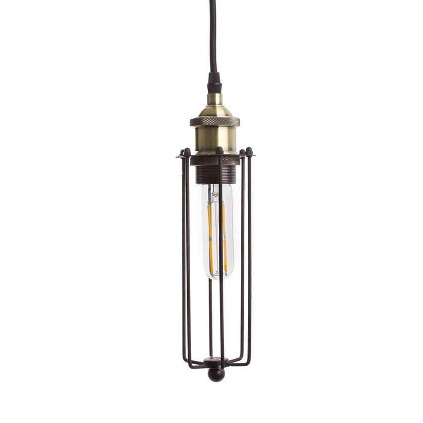 Lampe suspendue santana ledkia france for Lampe suspendue