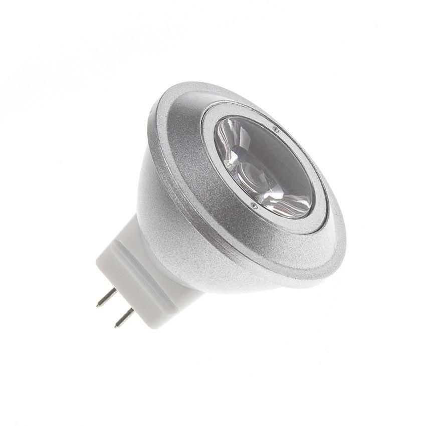Ampoules LED MR11, G12 et S19