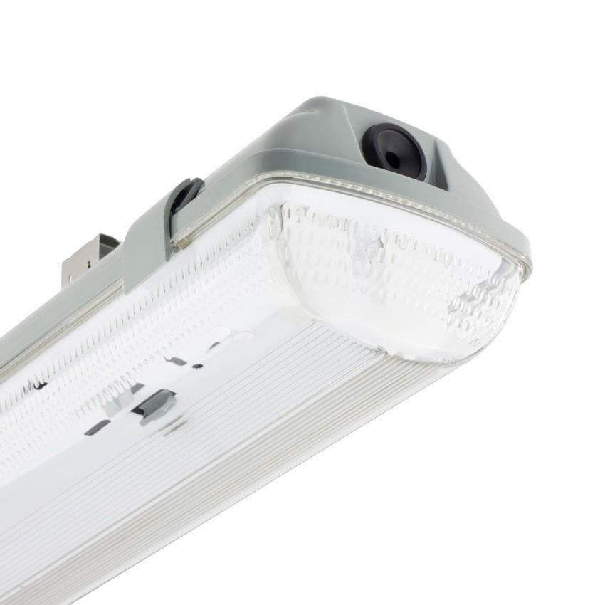 Pantalla Estanca para un Tubo de LED 60mm PC/PC