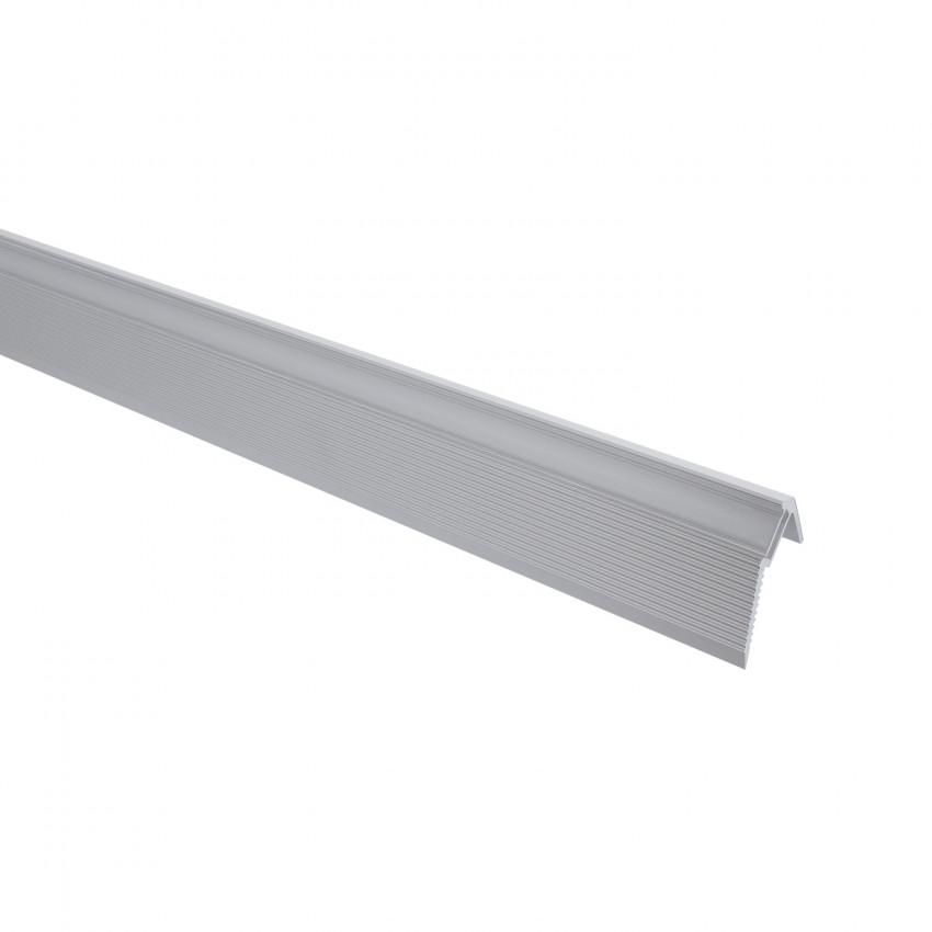 Profilé Aluminium d'Éscalier 1m pour Ruban LED