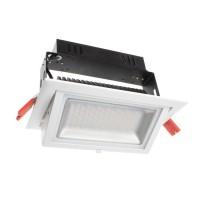 Projecteur LED Samsung 120lm/W Orientable Rectangulaire 38W