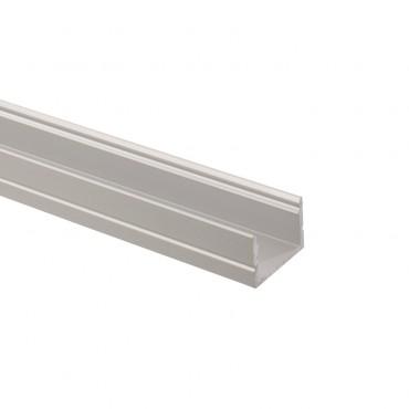 Profilo in Alluminio 1m per Strisce LED 220V RGB