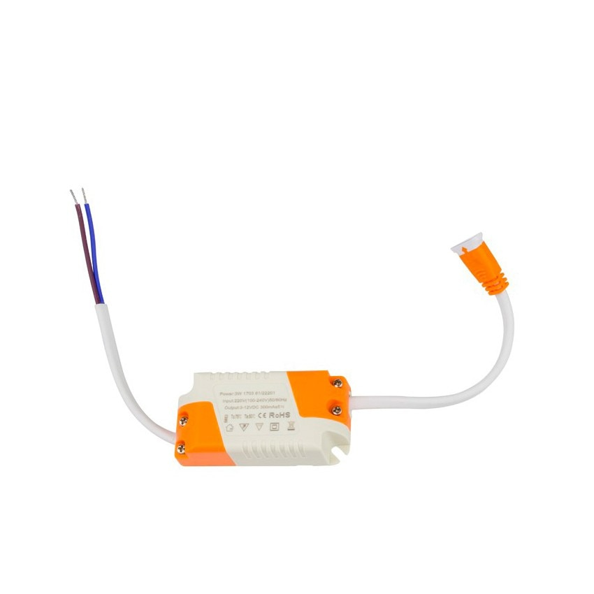 Driver Foco Downlight LED COB Direccionable 7W
