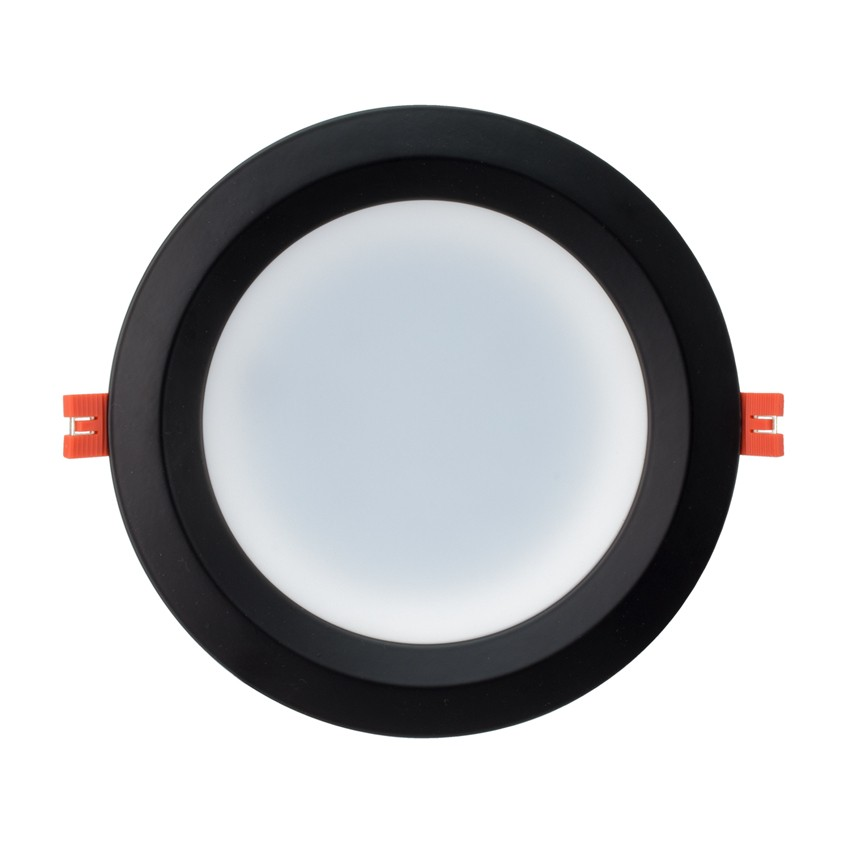 Downlight LED Samsung 120lm/W Aero 36W Nero
