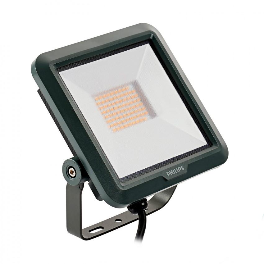 Proiettore led philips ledinaire mini 27w bvp105 ledkia for Proiettore led