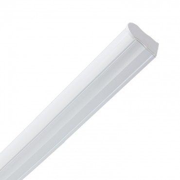 Plafoniera con Tubo LED T5 Integrato Batten 1200mm 18W