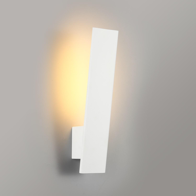 Applique LED Naya 9W Bianca Bianca Bianca dd9a1d