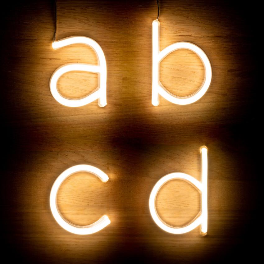 Lettere LED Neon