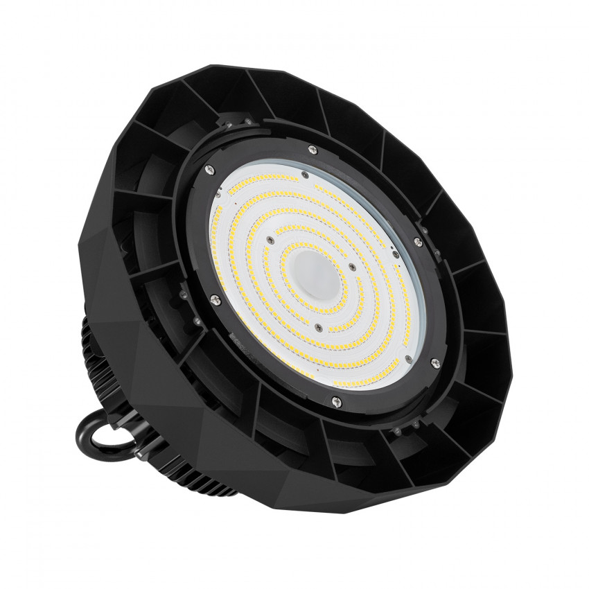 Campana LED UFO HBS SAMSUNG 100W 175lm/W LIFUD Regolabile No Flicker