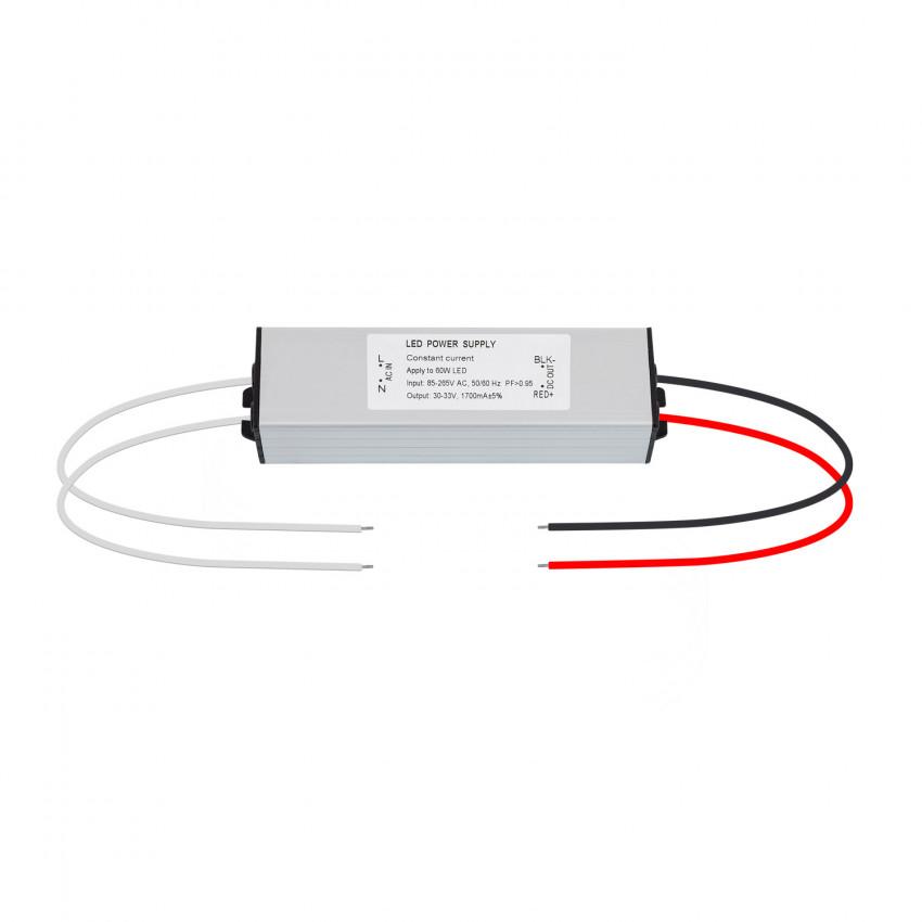 Driver Universal IP65 200-240V Output 30-33V 1700mA 60W