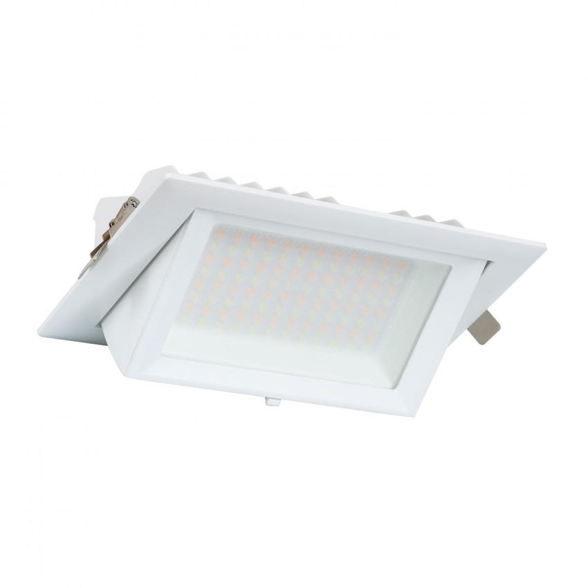 Faretto Proiettore LED SAMSUNG 130lm/W Orientabile Rettangolare 48W LIFUD