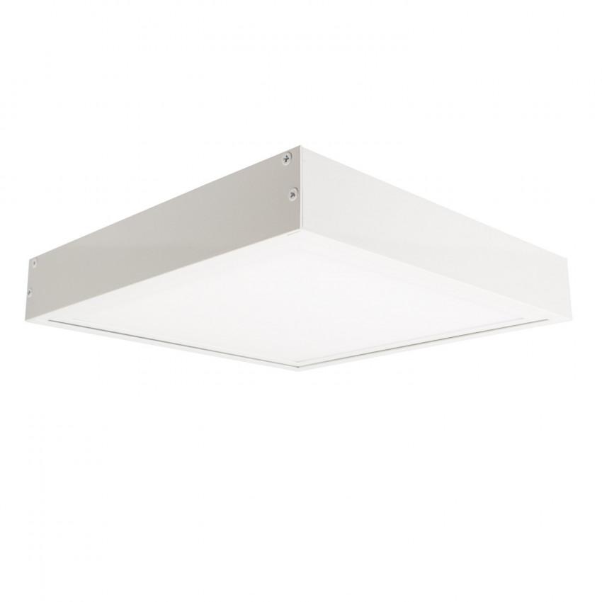 Pannello LED 60x60cm 40W 5200lm High Lumen + Kit di Superficie