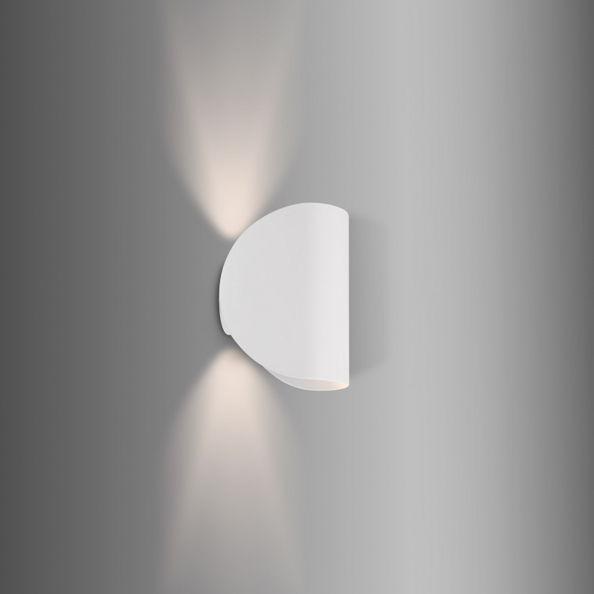 Applique  LED Gaia 6W Doppia Luce Bianca