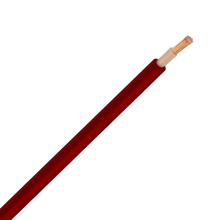 Cavo 6mm² PV ZZ-F Rosso