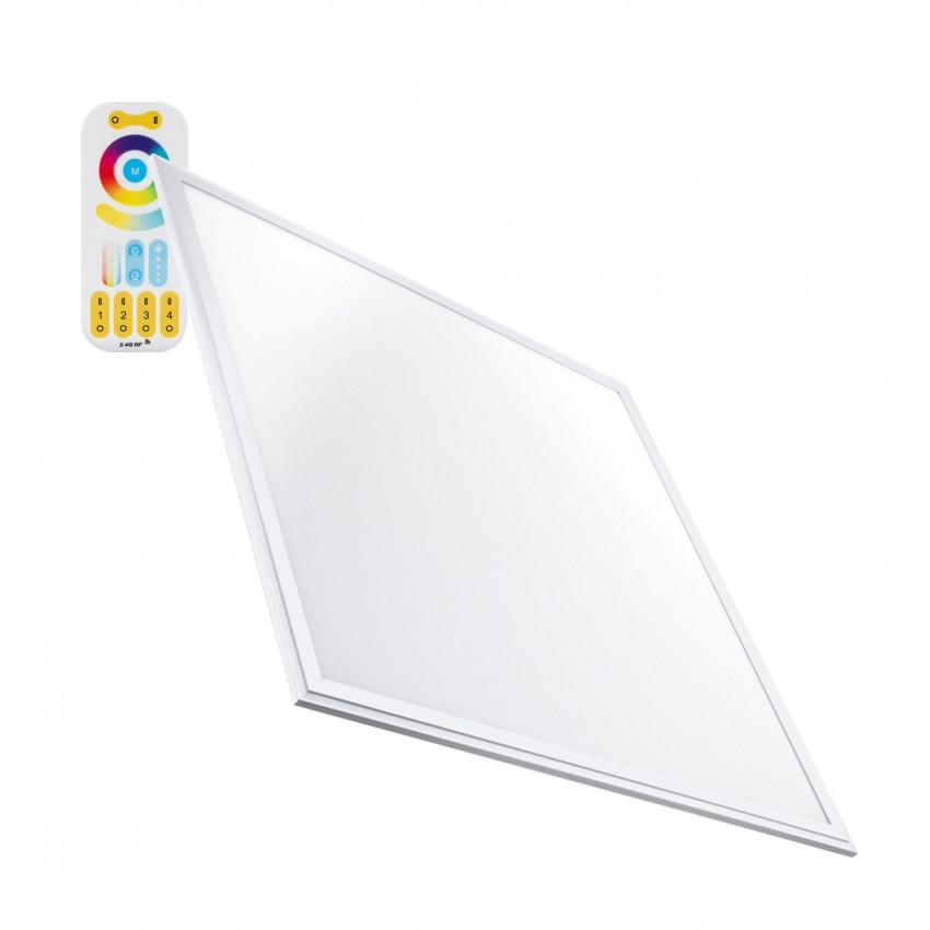 Pannello LED 60x60cm 36W 3600lm Slim RGBWW Regolabile