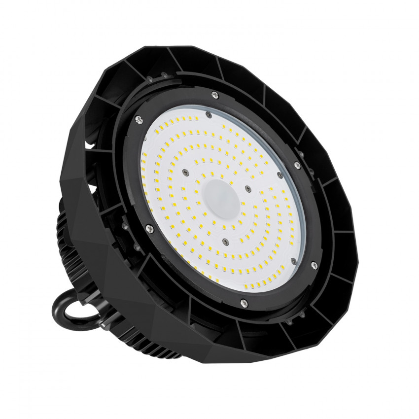 Campana LED UFO SQ 100W 129 lm/W Mean Well ELG Regolabile