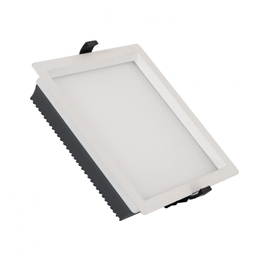 Downlight LED 30W New Aero Slim Quadrato 120 lm/W (URG17) Foro 210x210 mm