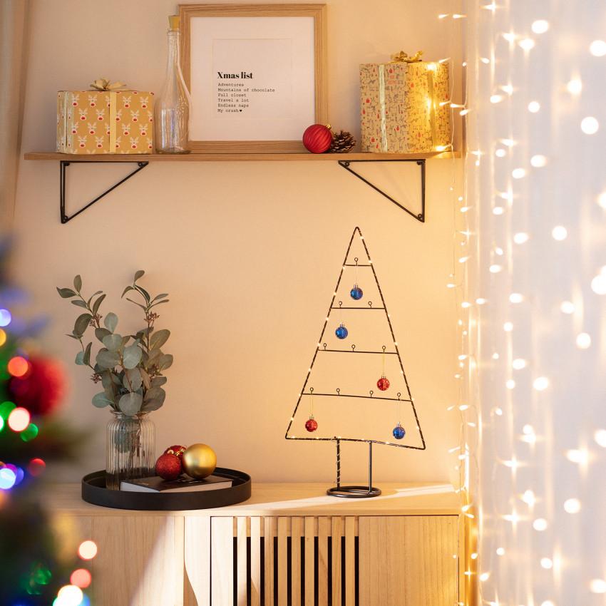 Albero di Natale LED con Batteria