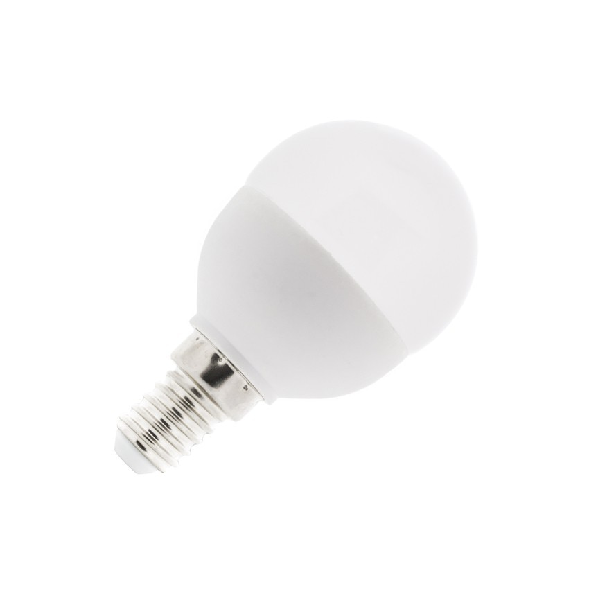 Lampadina led e14 g45 5w ledkia italia for Lampada led e14