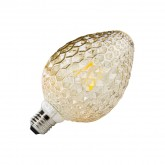 E27 6W Pineapple Filament LED Bulb
